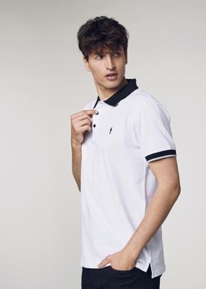 Koszulka polo POLMT-0042-11(W21)