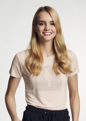 T-shirt damski TSHDT-0075-34(Z21)