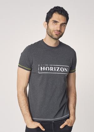 T-shirt męski TSHMT-0064-95(Z21)
