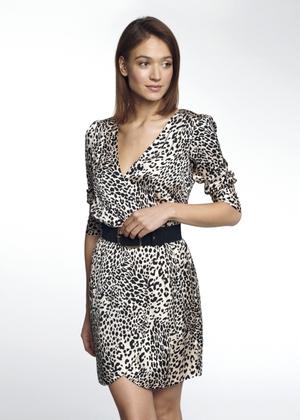 Sukienka damska SUKDT-0086-81(W21)