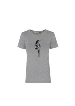 T-shirt damski TSHDT-0029-91(W19)