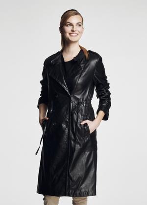 Płaszcz damski KURDS-0230-5579(W21)