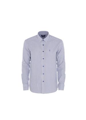 Koszula męska KOSMT-0165-91(W20)