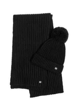 Zestaw czapka i szalik SZADT-0126-99+CZADT-0063-99(Z21)