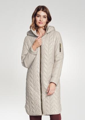 Płaszcz damski KURDT-0341-81(Z21)