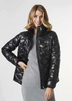 Pikowana kurtka jesienna damska KURDT-0315-99(Z21)