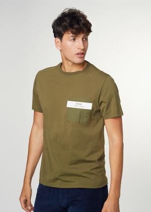 T-shirt męski TSHMT-0062-55(Z21)