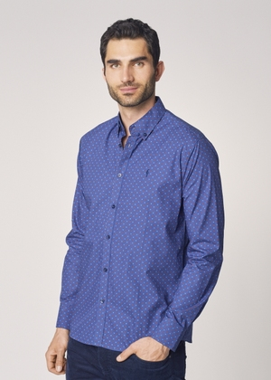 Koszula męska KOSMT-0269-69(Z21)