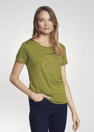 T-shirt damski TSHDT-0078-55(Z21)