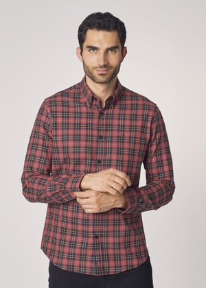 Koszula męska KOSMT-0266-42(Z21)