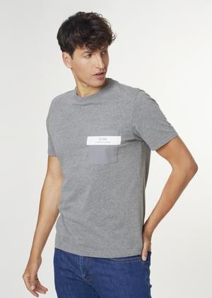 T-shirt męski TSHMT-0062-91(Z21)