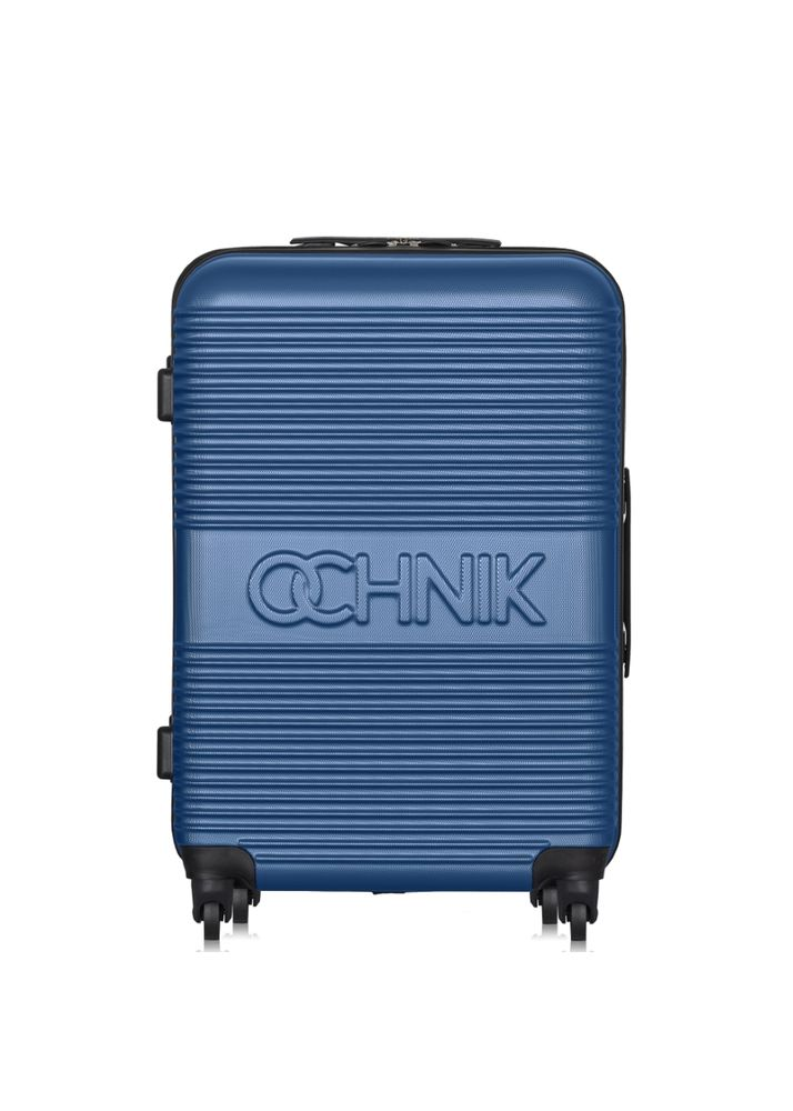 Średnia walizka na kółkach WALAB-0029-61-24