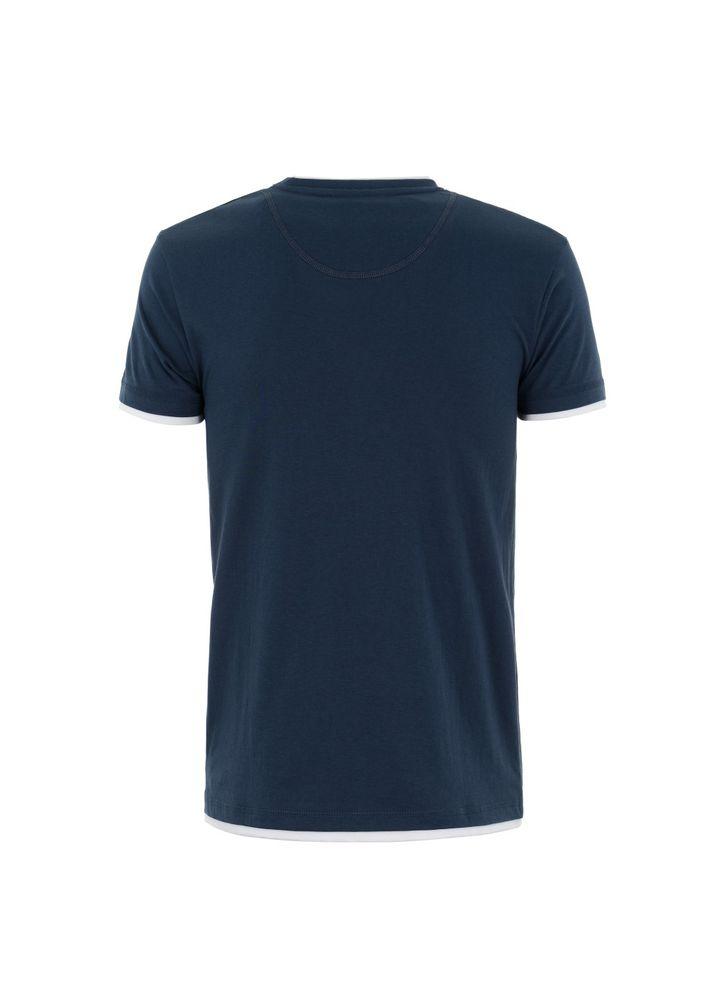 T-shirt męski TSHMT-0001-69(W17)