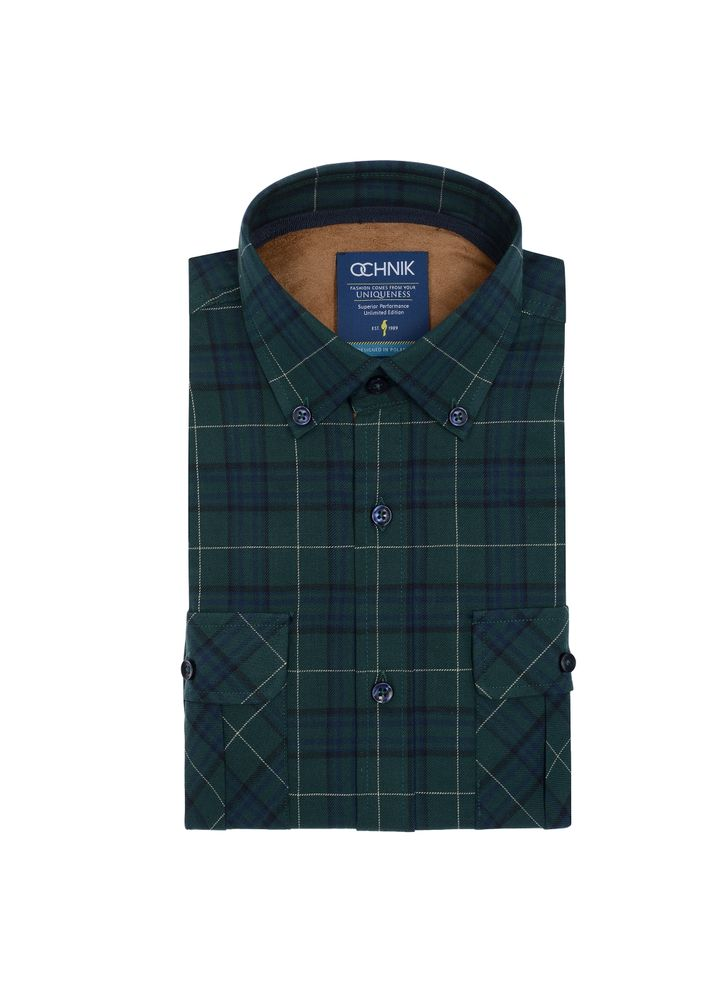 Koszula męska KOSMT-0133-51(Z19)