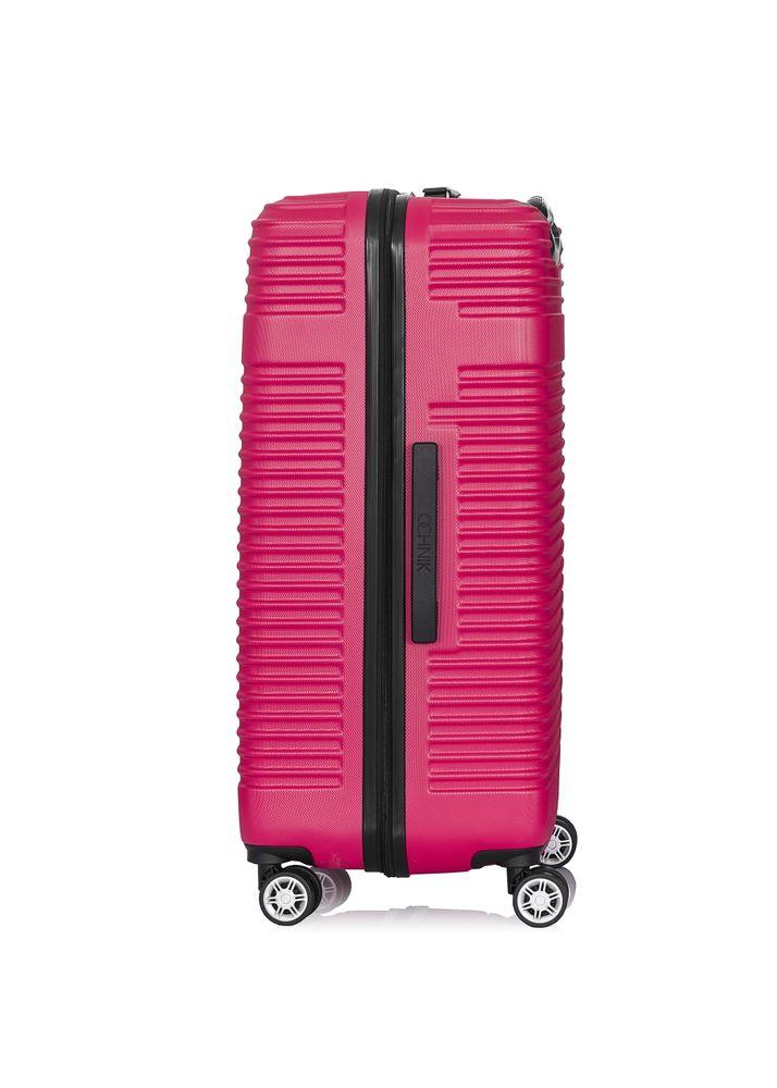 Średnia walizka na kółkach WALAB-0040-31-24