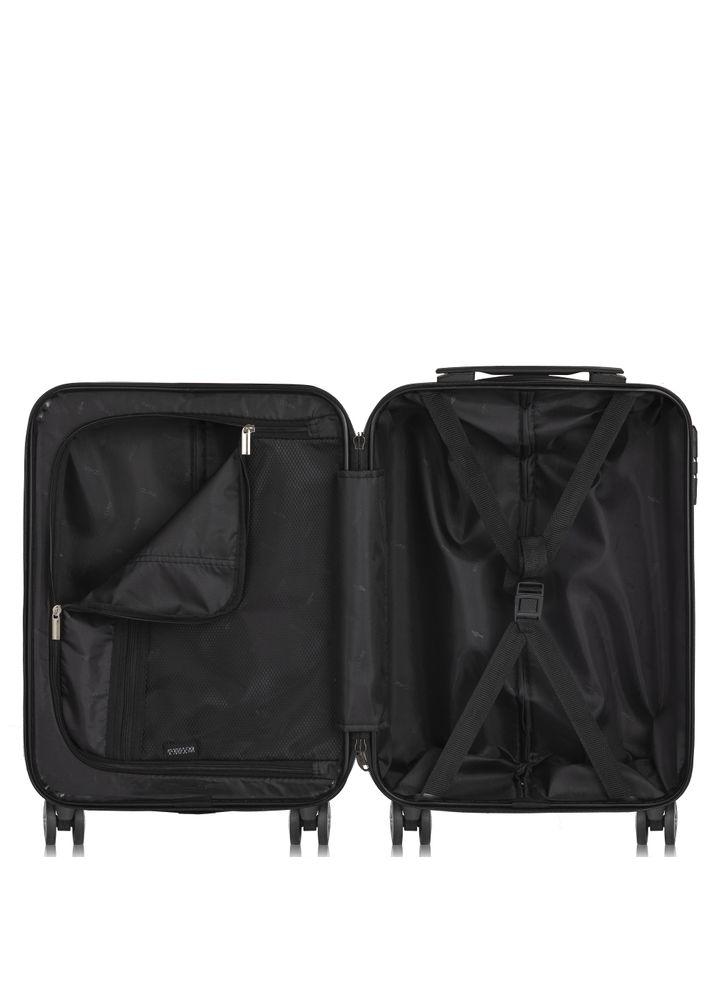 Mała walizka na kółkach WALPC-0006-30-20(W19)