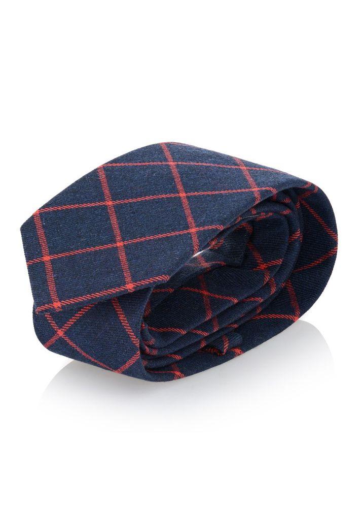 Krawat męski KRAMT-0005-69(Z17)