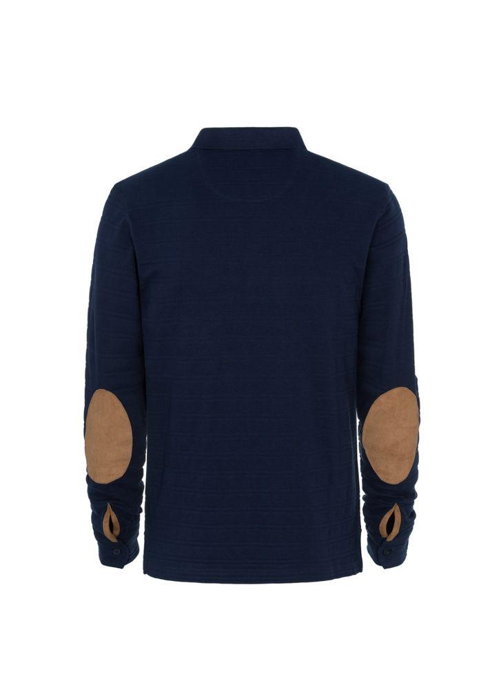 Koszula męska POLMT-0011-69(Z19)