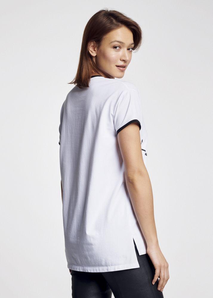 T-shirt damski TSHDT-0065-11(W21)