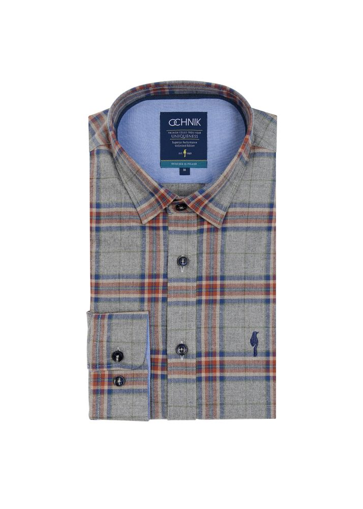 Koszula męska KOSMT-0144-91(Z19)