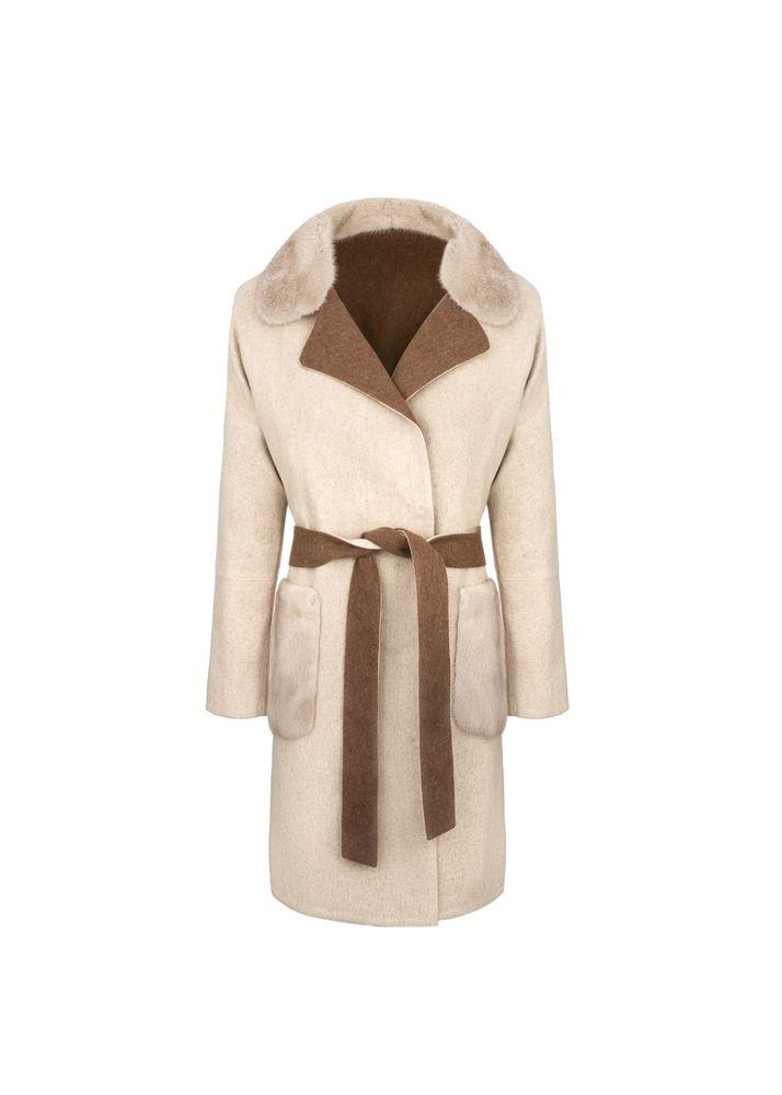 Płaszcz damski KURDT-0137-81(Z18)