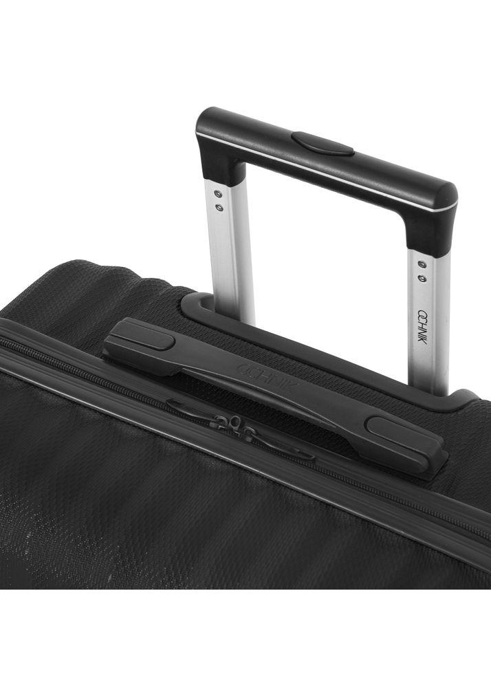 Mała walizka na kółkach WALAB-0050-99-19(W20)