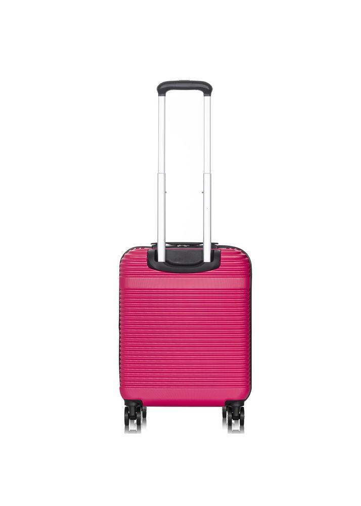 Mała walizka na kółkach  WALAB-0040-31-19
