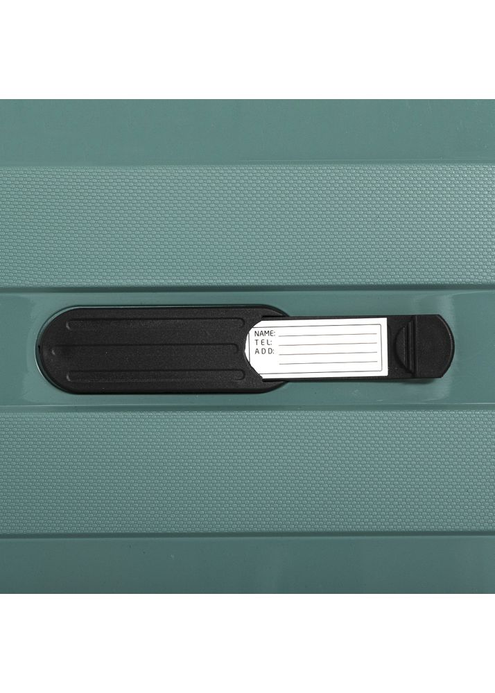Walizka średnia  na kółkach WALPP-0016-51-24(W20)