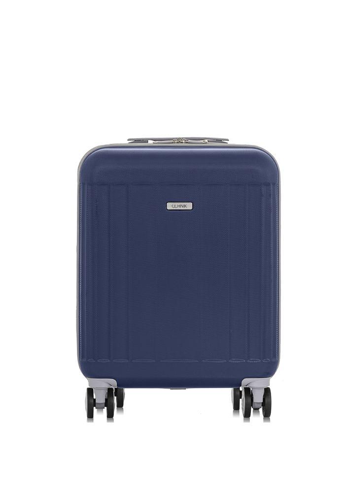 Mała walizka na kółkach WALAB-0036-68-19