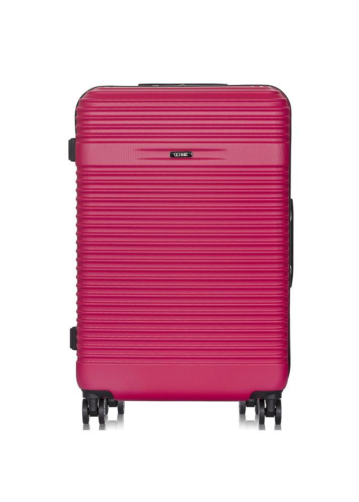 Duża walizka na kółkach WALAB-0040-31-28