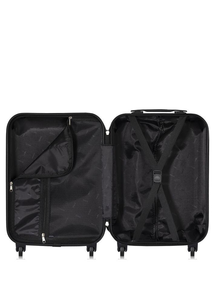 Mała walizka na kółkach WALAB-0029-61-18