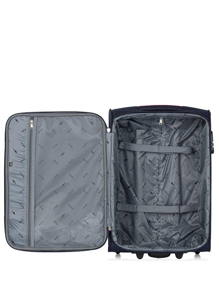 Komplet walizek na kółkach 19'/24'/28' WALNY-0033-69(W20)