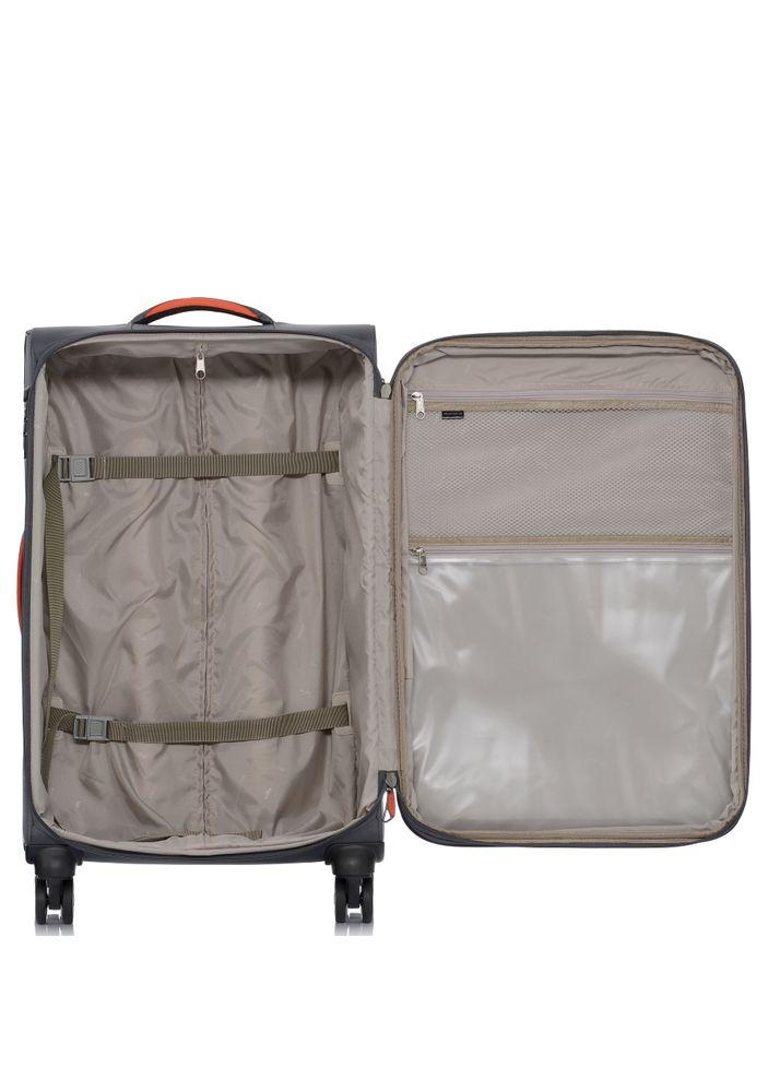 Mała walizka na kółkach WALNY-0031-95-20(W19)