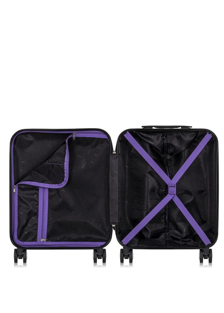 "Komplet walizek na kółkach 19""/24""/28"" WALAB-0051-61(W20)"