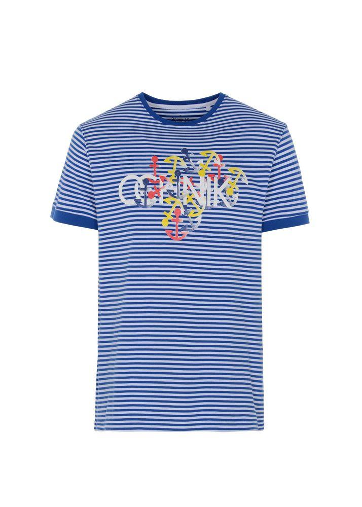 T-shirt męski TSHMT-0027-61(W20)