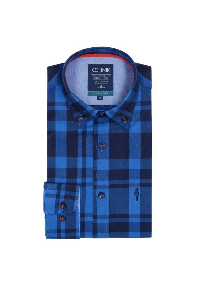 Koszula męska KOSMT-0143-61(Z19)