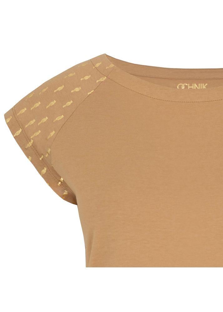 T-shirt damski TSHDT-0060-81(W21)