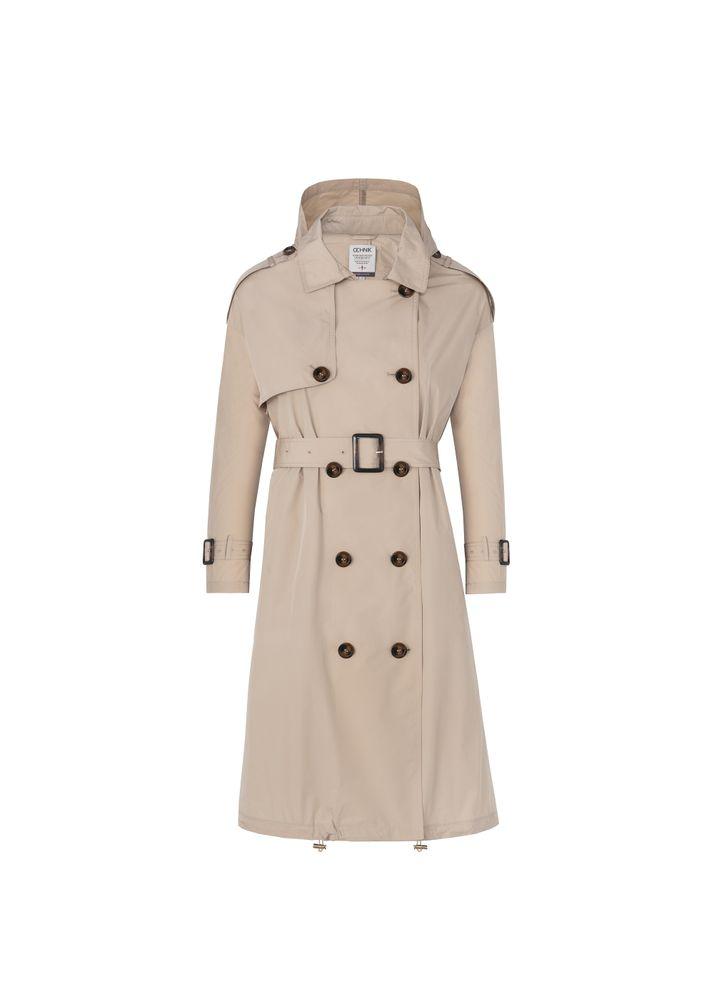 Płaszcz damski PLADT-0033-81(W19)