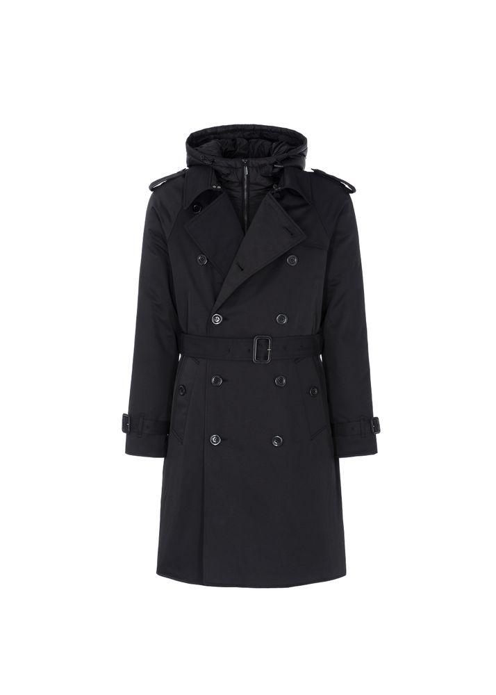Płaszcz męski KURMT-0172-99(Z19)