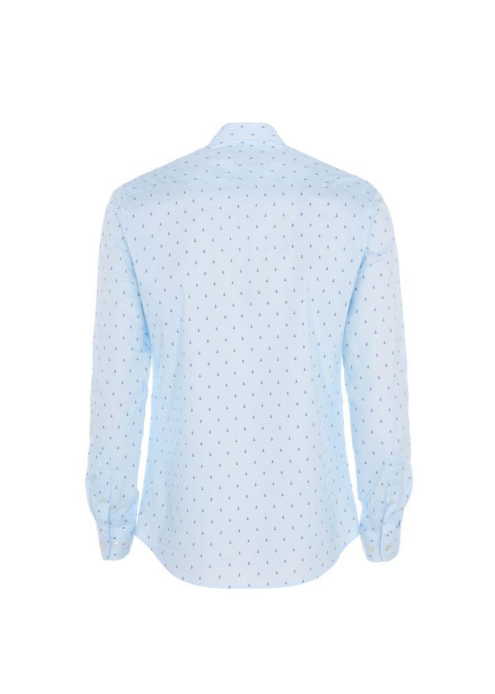 Koszula męska KOSMT-0183-61(W20)
