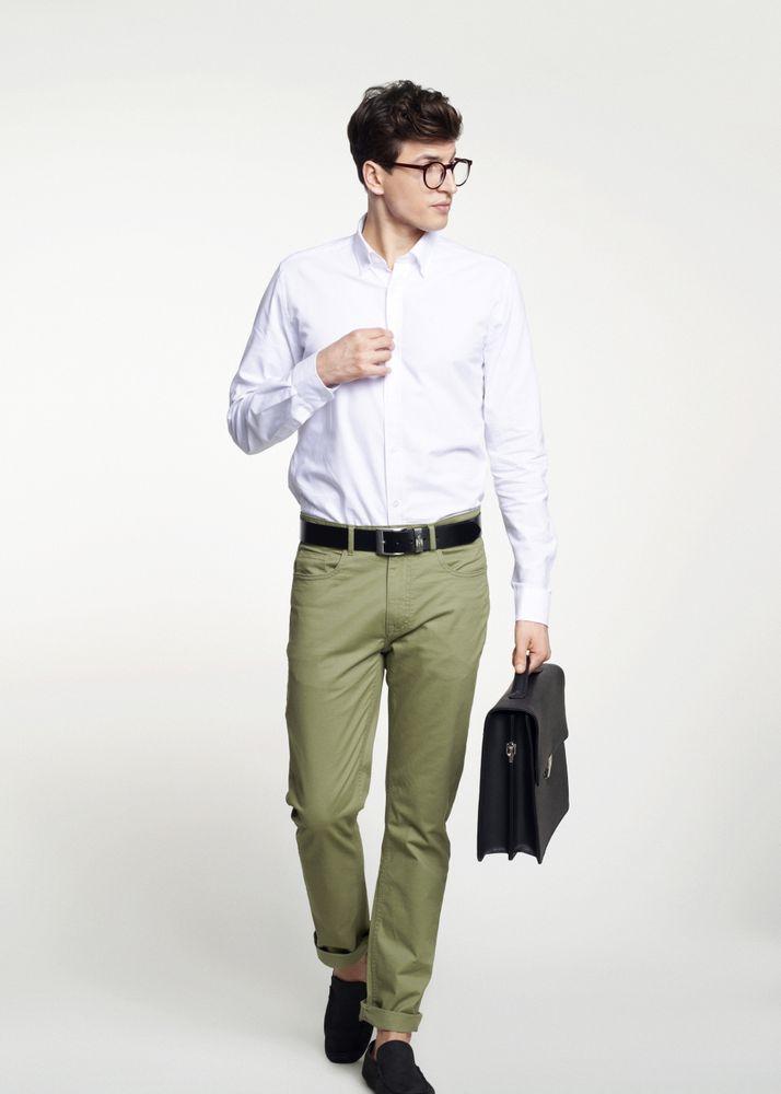 Spodnie męskie SPOMT-0066-57(W21)