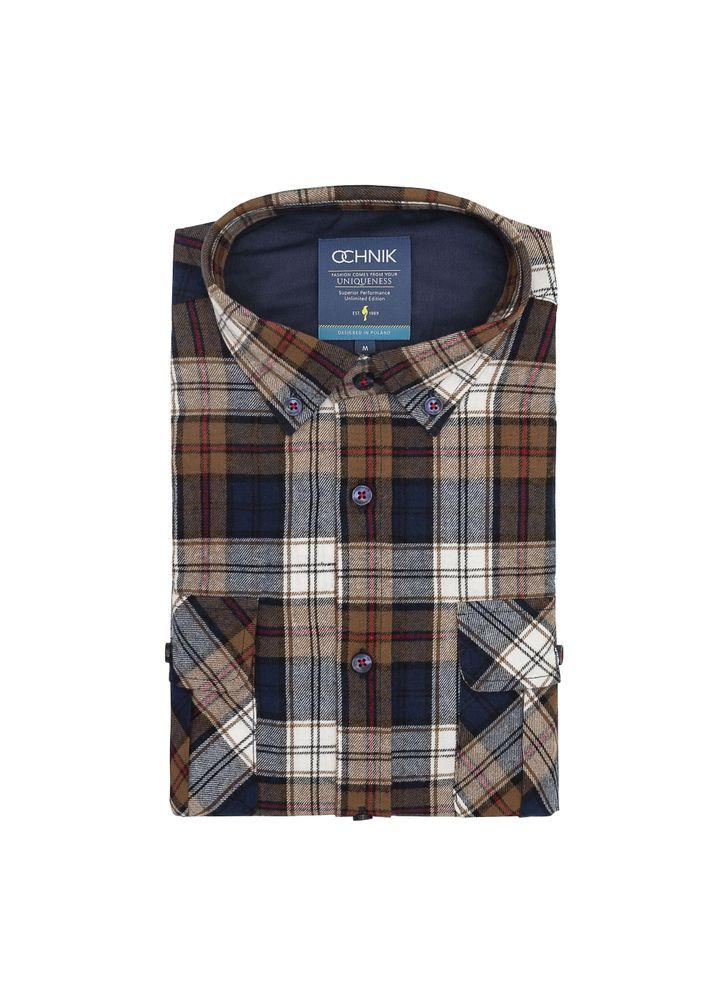 Koszula męska KOSMT-0081-89(Z18)