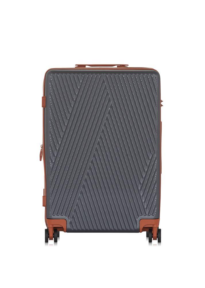 Walizka średnia na kółkach WALAB-0026-91-24(W20)