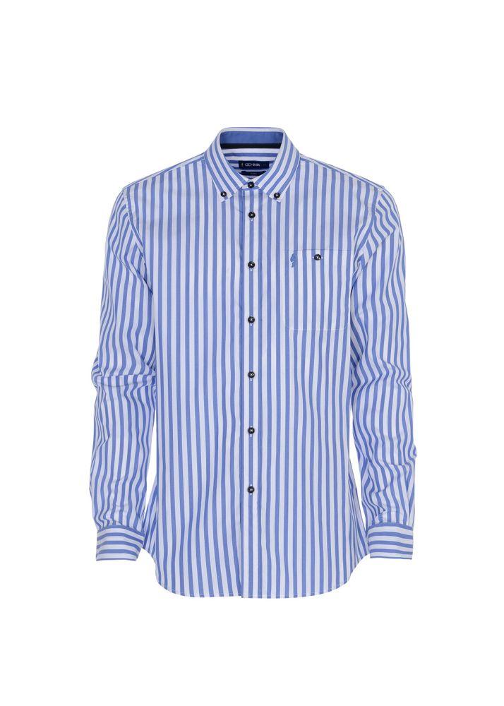 Koszula męska KOSMT-0186-61(W20)