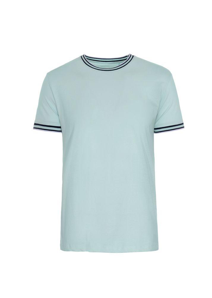 T-shirt męski TSHMT-0011-11(W19)