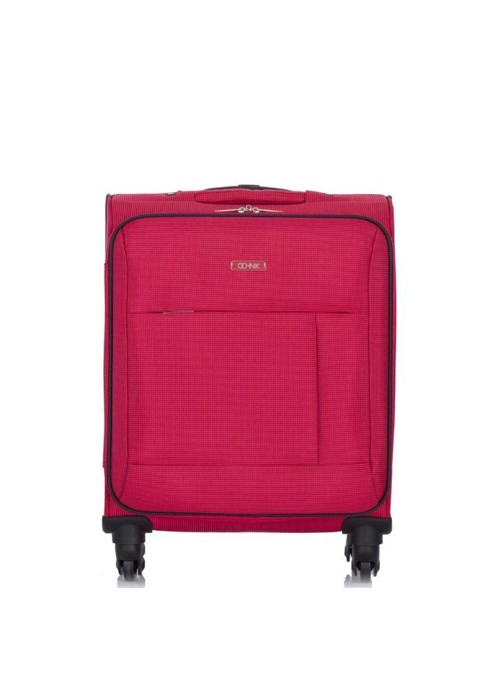 Mała walizka na kółkach WALNY-0029-42-19