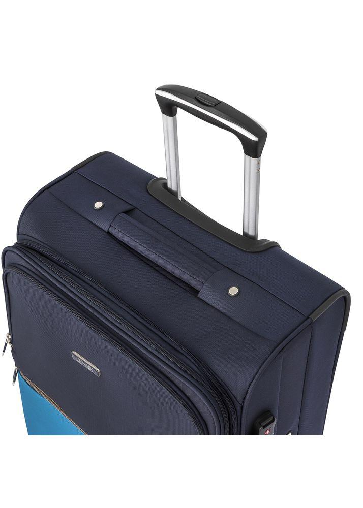 Mała walizka na kółkach  WALNY-0028-69-19