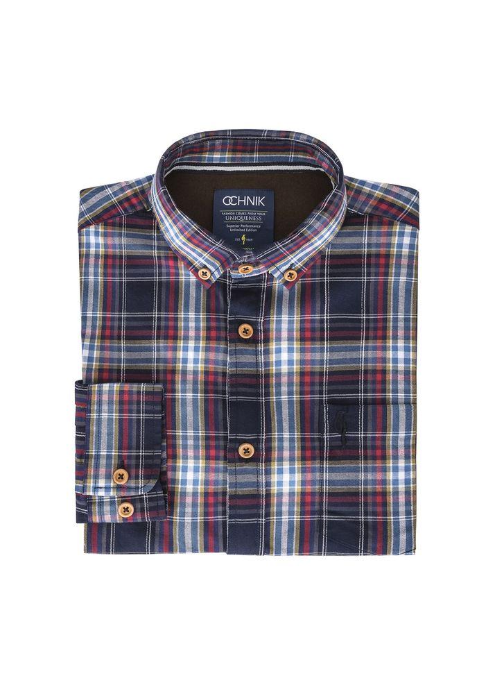 Koszula męska KOSMT-0034-69(Z17)