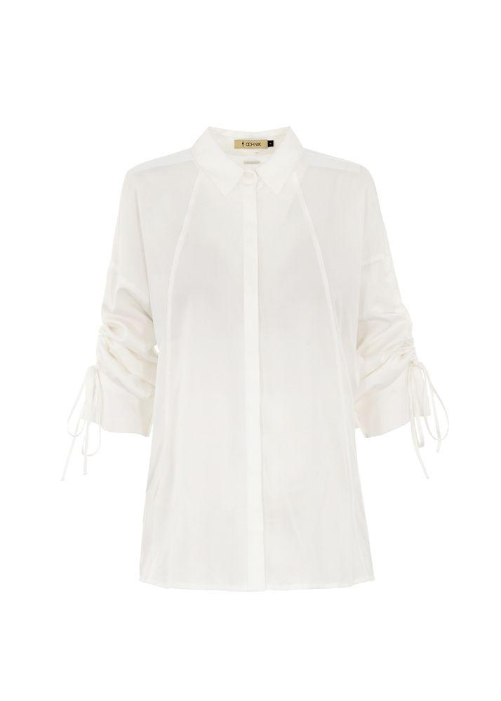 Koszula damska KOSDT-0058-11(W19)