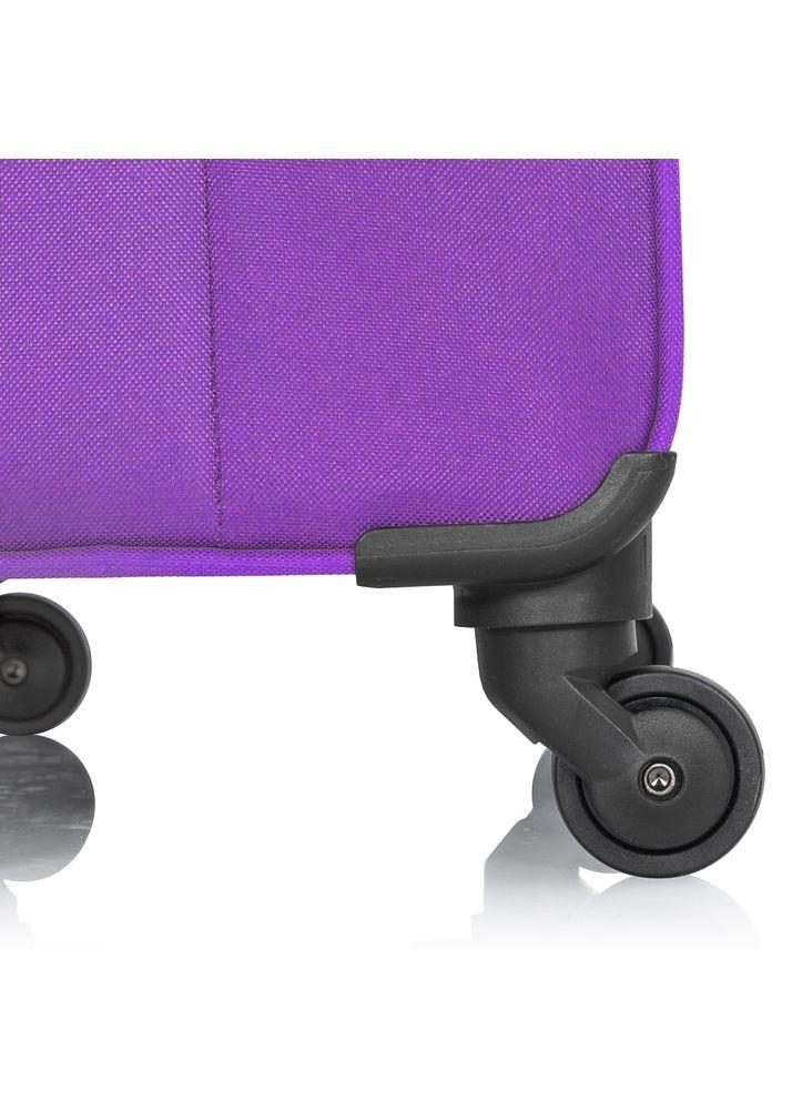 Mała walizka na kółkach WALNY-0030-72-19